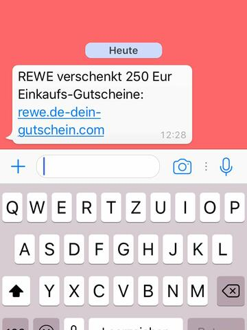 Dating-Website im Smartphone Gegenteil